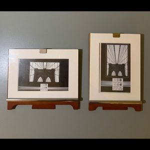 Bundle: EUC Wood Easel Frames (set of 4)